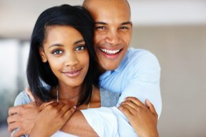 Young African Am Couple