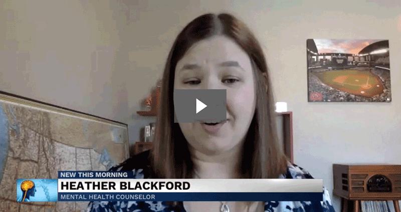 Heather Blackford Eating Disorders Pandemic